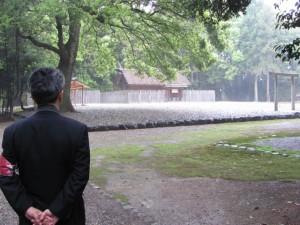神服織機殿神社(下機殿)