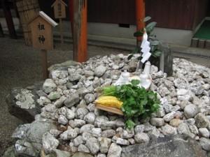 祖神(高羽江社)