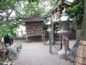 高羽江天神社