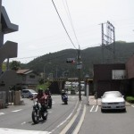 初瀬街道(札の辻付近)