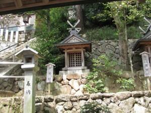 庚申社(椋下神社)