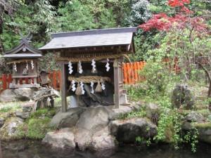 竜王宮(墨坂神社)