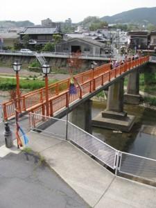 宮橋(墨坂神社前)
