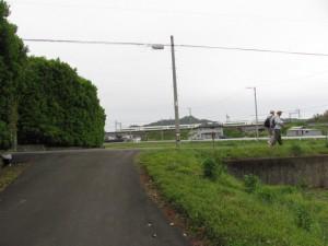 神宮神田へ