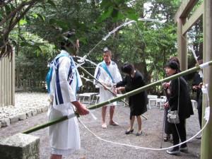神田御田植初(大土御祖神社)