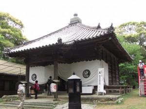 松尾観音寺本堂