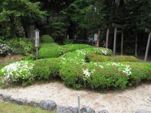龍神庭園(松尾観音寺)