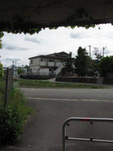 松尾観音寺から五十鈴川駅へ