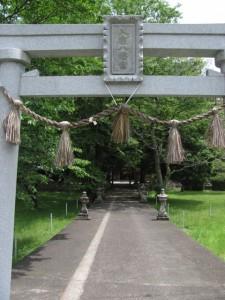 入鹿八幡宮