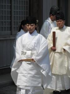 藻刈神事(二見興玉神社)