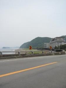 五十鈴川河口付近