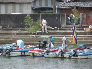 江漁港(伊勢市二見町)