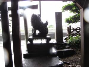 牟山中臣神社