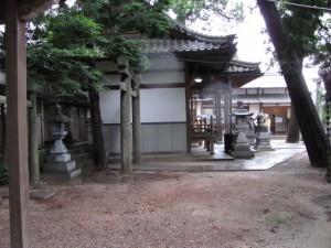 祇園社と稲荷神社