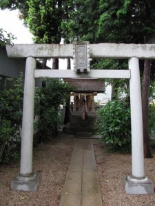 川徳社(稲荷神社)