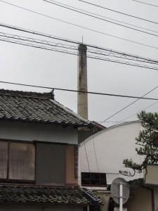 江戸川乱歩先生生誕地付近の銭湯