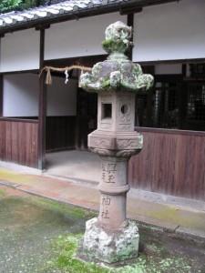 興玉松尾神社(宇流冨志禰神社)