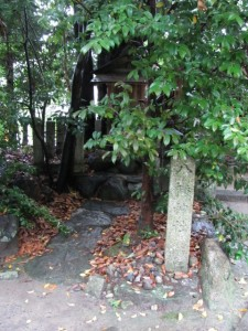 八幡神社(宇流冨志禰神社)