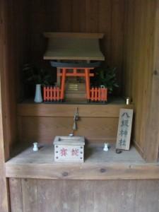八坂神社(宇流冨志禰神社)