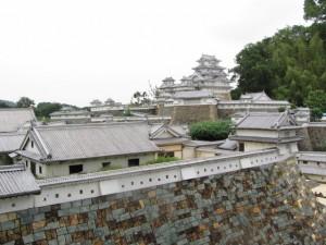 白鷺苑(ミニ姫路城)