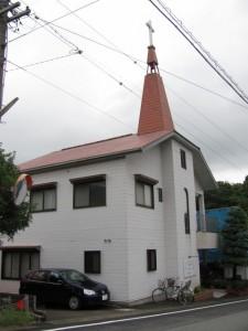伊勢パブテスト教会