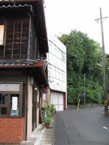 草奈伎神社、大間国生神社へ