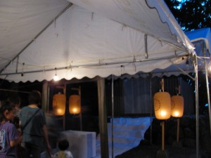 ゆかた祭り(赤崎神社)