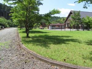 キャンプ場(ふれあいの森)