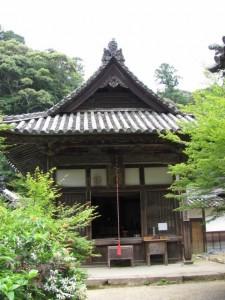 護摩堂(丹生大師神宮寺)