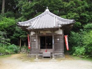 薬師堂(丹生大師神宮寺)