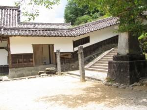 丹生大師(神宮寺)の回廊(20110625)