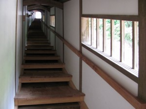 廻廊(丹生大師神宮寺)