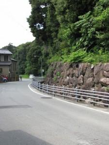 山末神社へ
