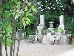 比翼塚(大林寺)