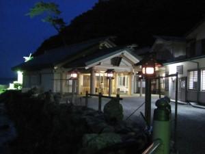 拝殿(二見興玉神社)