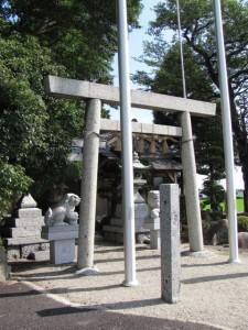 伊勢寺神社