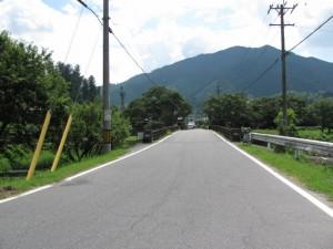 上村橋(八手俣川)