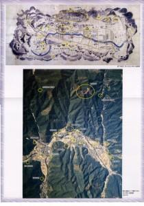 多気城下絵図の世界2of2