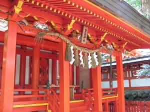 多藝神社(北畠神社)