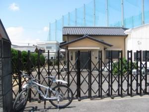 新馬瀬排水機場