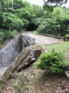 清水橋 - 宇治岳道