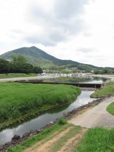 五十鈴川河川敷駐車場