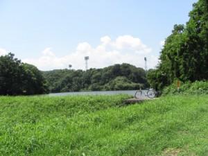 西池(二つ池)