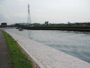 和船みずき(二軒茶屋・川の駅方面へ)