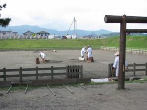 採鹹作業(御塩浜)