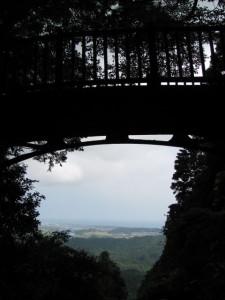 朝熊登山鉄道・ケーブルカー跡