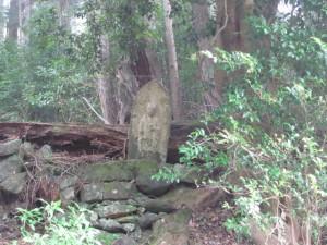 五十九丁地蔵町石(U67) - 宇治岳道