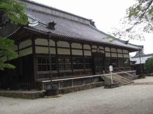 開山堂(金剛證寺)