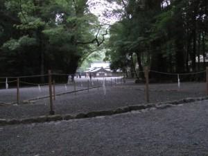 別宮遥拝所(内宮)