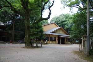 社務所(松阪神社)